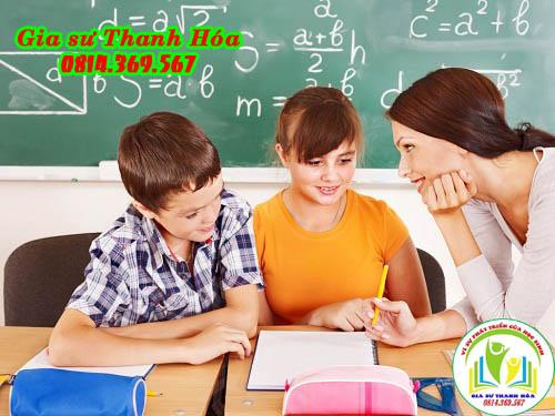Gia sư dạy toán lớp 6